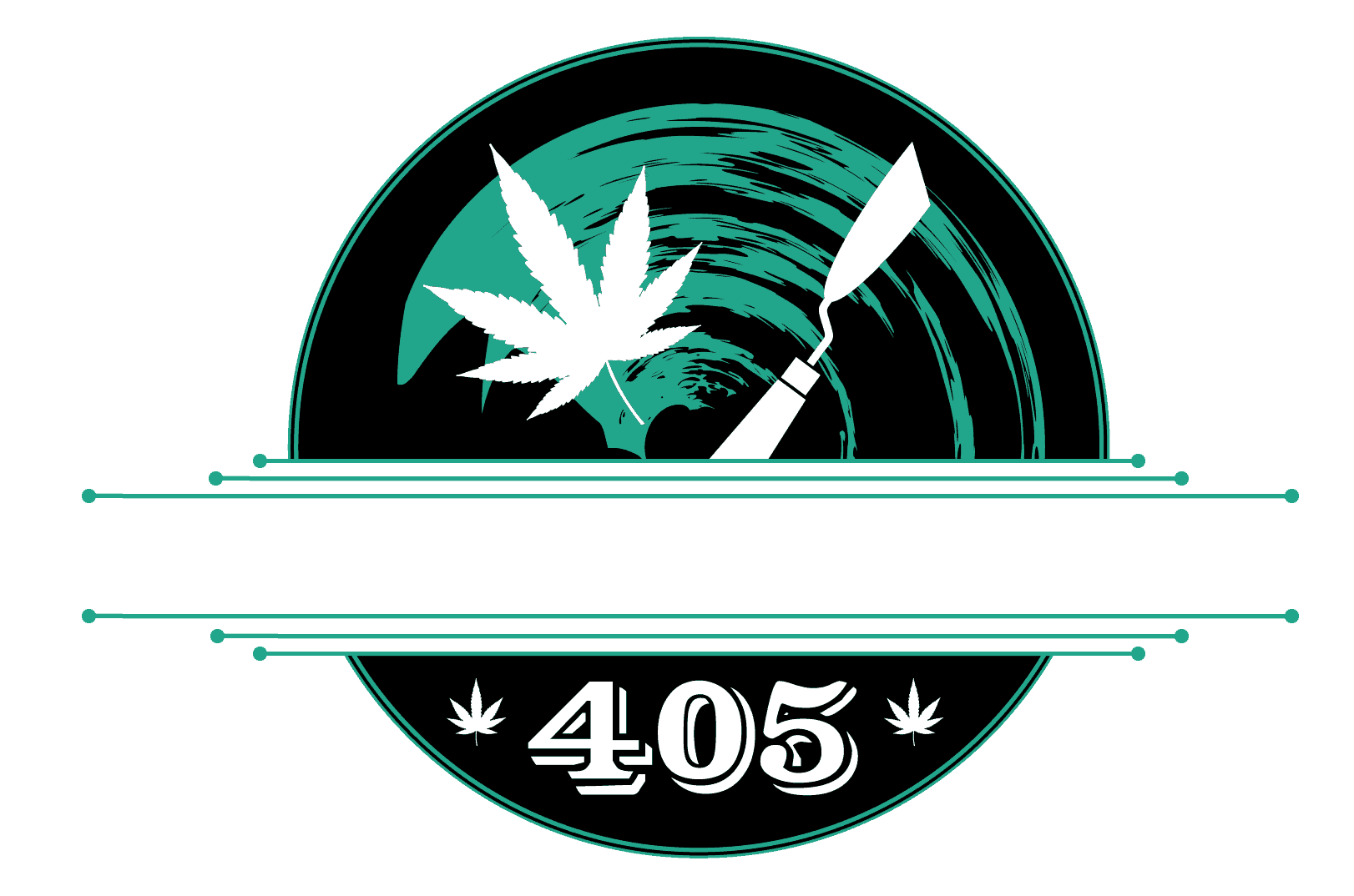 Puff N Paint 405 Logo